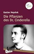 Die Pflanzen des Dr. Cinderella - Literatur-Quickie - Gustav Meyrink - E-Book