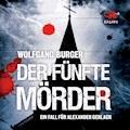 Der fünfte Mörder - Wolfgang Burger - Hörbüch