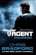 Agent. Zakładniczka - Chris Bradford - ebook