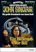 John Sinclair - Folge 0634 - Jason Dark - E-Book