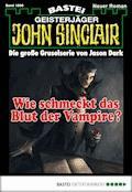 John Sinclair - Folge 1890 - Alfred Bekker - E-Book