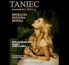 Taniec nr 3/2015 (21) - Opracowanie zbiorowe - ebook
