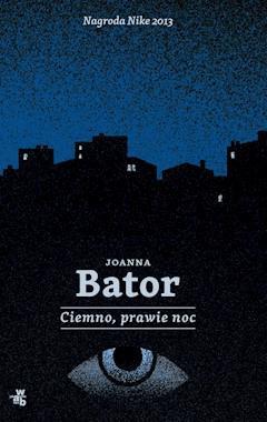 Ciemno, prawie noc - Joanna Bator - ebook
