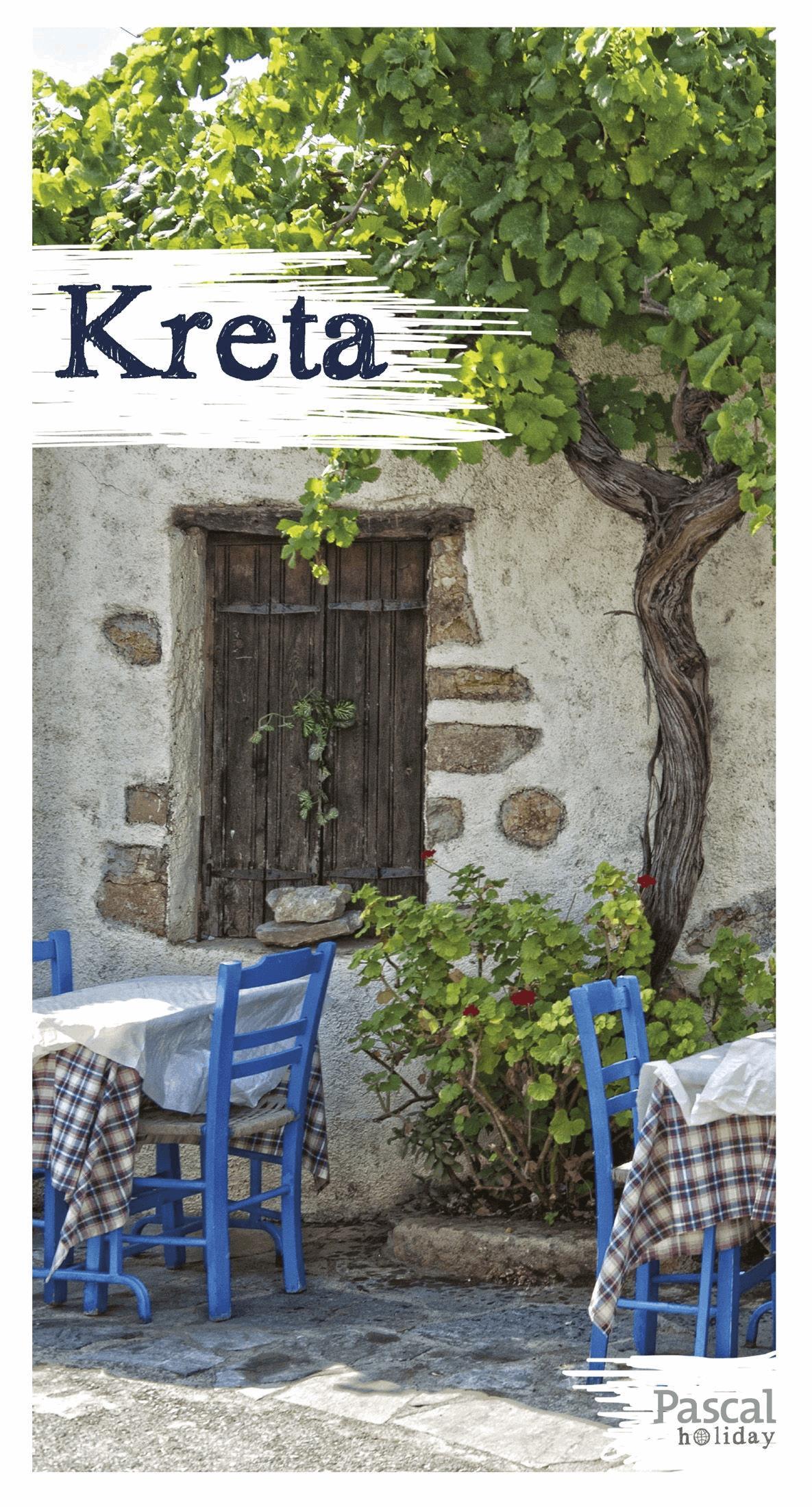 Kreta [Pascal Holiday] - Tylko w Legimi możesz przeczytać ten tytuł przez 7 dni za darmo. - Wiesława Rusin