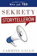 Sekrety storytellerów - Carmine Gallo - ebook