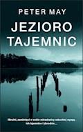Jezioro tajemnic - Peter May - ebook