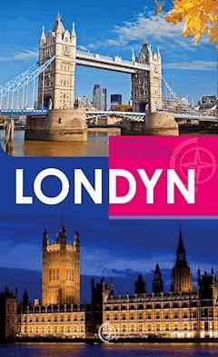 Przewodniki. Londyn - Adam Dylewski - ebook