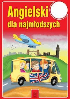 Angielski dla najmłodszych - Opracowanie zbiorowe - ebook