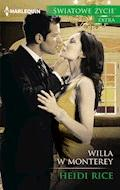 Willa w Monterey - Heidi Rice - ebook
