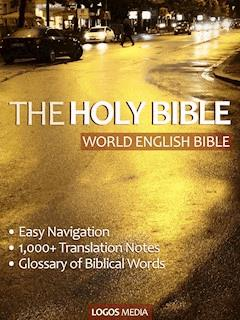 The Holy Bible - Biblia w języku angielskim - World English Bible - ebook