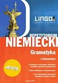 Niemiecki. Gramatyka z ćwiczeniami. Wersja mobilna - Tomasz Sielecki - ebook