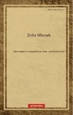 Opowiadanie w perspektywie badań porównawczych - prof. Zofia Mitosek - ebook