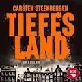 Tiefes Land, Band 1 (Amsterdam-Thriller) - Carsten Steenbergen - Hörbüch