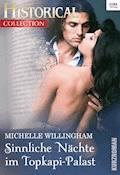 Sinnliche Nächte im Topkapi-Palast - Michelle Willingham - E-Book