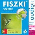 FISZKI audio - j. portugalski - Starter - Kinga Perczyńska - audiobook