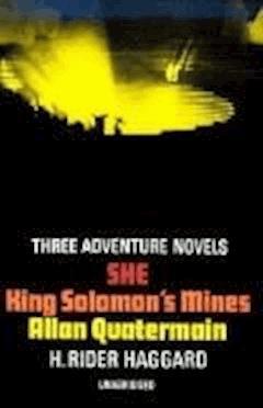 Allan Quatermain - Henry Rider Haggard - ebook