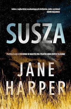 Susza - Jane Harper - ebook