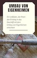 Umbau von Eigenheimen - Andre Sternberg - E-Book