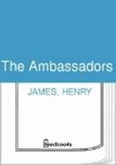 The Ambassadors - Henry James - ebook