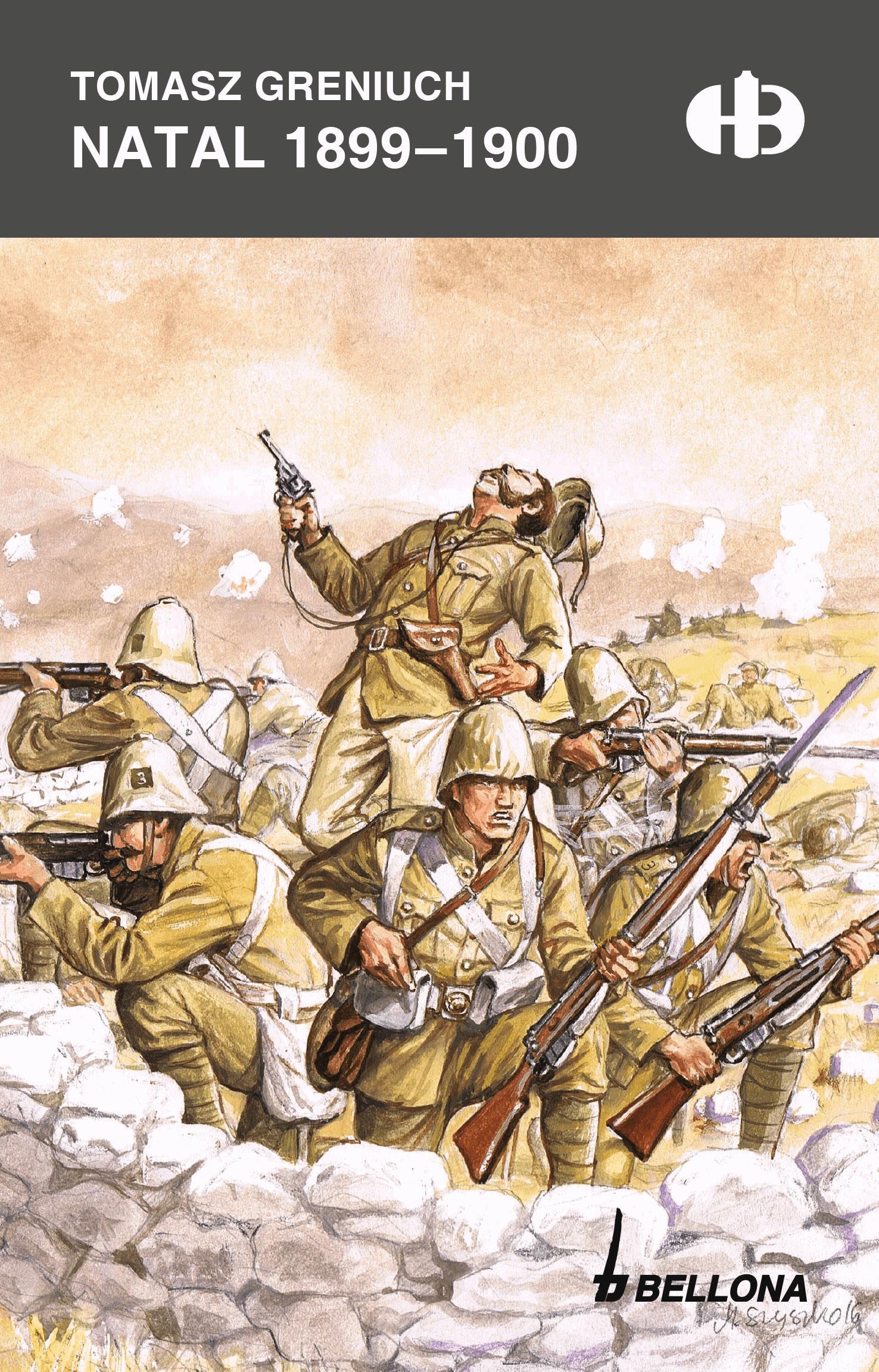 Natal 1899-1900 - Tylko w Legimi możesz przeczytać ten tytuł przez 7 dni za darmo. - Tomasz Greniuch