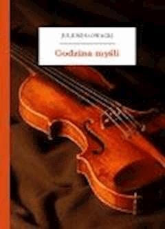 Godzina myśli - Słowacki, Juliusz - ebook