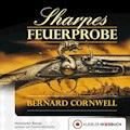 Sharpes Feuerprobe - Bernard Cornwell - Hörbüch