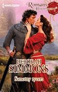 Samotny rycerz - Deborah Simmons - ebook