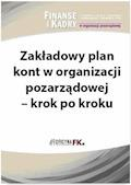 Zakładowy plan kont w organizacji pozarządowej - krok po kroku - Krystyna Dąbrowska - ebook