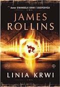 Linia krwi - James Rollins - ebook