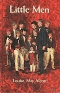 Little Men: Life At Plumfield With Jo's Boys  - Louisa May Alcott - ebook