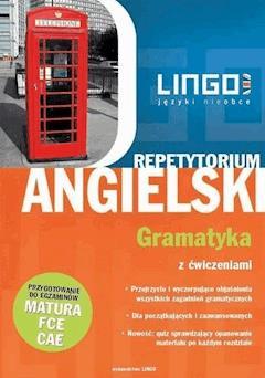 Angielski. Gramatyka z ćwiczeniami - Anna Treger - ebook