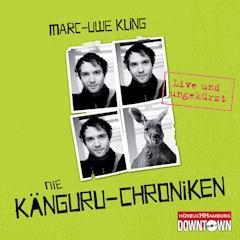 Die Känguru-Chroniken - Marc-Uwe Kling - Hörbüch