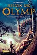 Helden des Olymp 1: Der verschwundene Halbgott - Rick Riordan - E-Book
