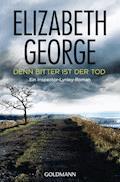 Denn bitter ist der Tod - Elizabeth George - E-Book