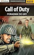 """Call of Duty - poradnik do gry - Piotr """"Zodiac"""" Szczerbowski - ebook"""