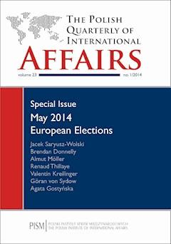 The Polish Quarterly of International Affairs 1/2014 - Marcin Zaborowski (red.) - ebook