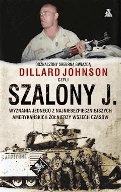 Szalony J. - Dillard Johnson - ebook
