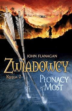 Płonący most - John Flanagan - ebook