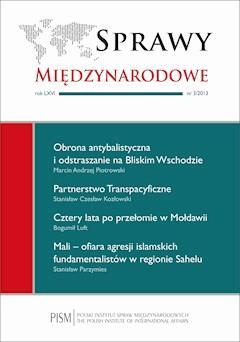 Sprawy Międzynarodowe 3/2013 - Henryk Szalajfer (red.) - ebook