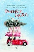 Dwanaście życzeń - Karolina Głogowska, Katarzyna Troszczyńska - ebook + audiobook