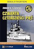 Czwarta czterdzieści pięć - Zbigniew Flisowski - audiobook