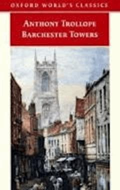 Barchester Towers - Anthony Trollope - ebook