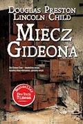 Miecz Gideona - Douglas Preston, Lincoln Child - ebook