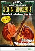John Sinclair - Folge 2051 - Timothy Stahl - E-Book