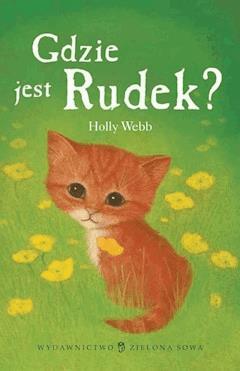Gdzie jest Rudek - Holly Webb - ebook