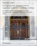 Die Legende von  Paul (der sich ein Segelboot in den Knast bestellt) und Rosa - Ralf-Axel Simon - E-Book