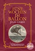 Fünf Wochen im Ballon - Jules Verne - E-Book