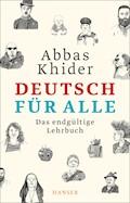 Deutsch für alle - Abbas Khider - E-Book