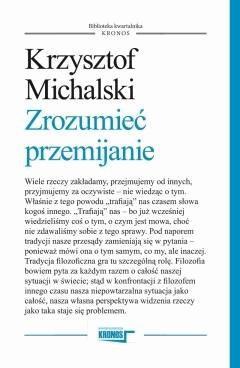 Zrozumieć przemijanie - Krzysztof Michalski - ebook