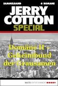 Jerry Cotton Special - Sammelband 3 - Jerry Cotton - E-Book